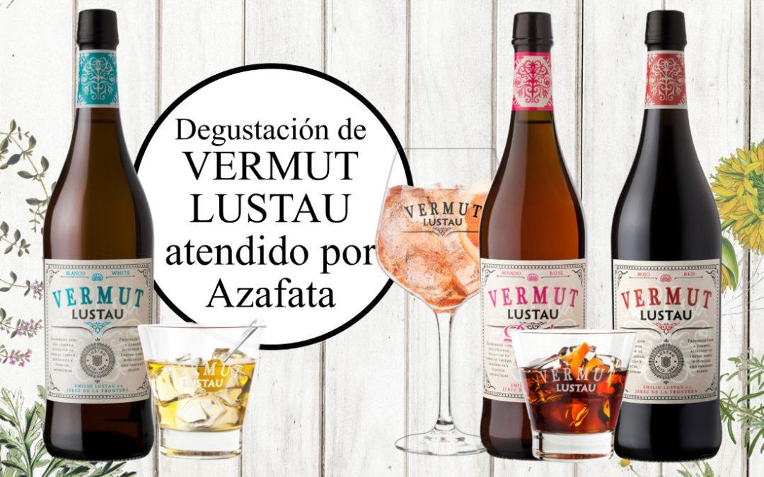 Lustau & Caza Juan te ofrecen una degustación de Vermut Lustau